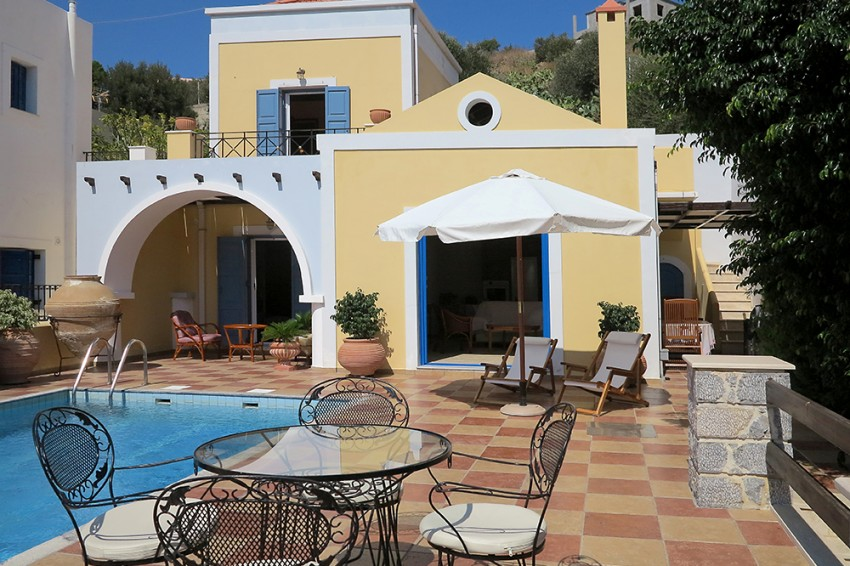 Villa Marouso